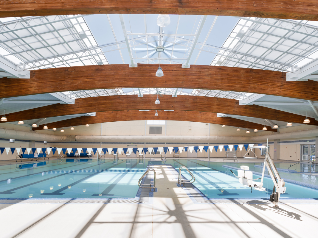 OpenAire Takes Richmond Swim Center To New Heights   Swimming Pool Business  News
